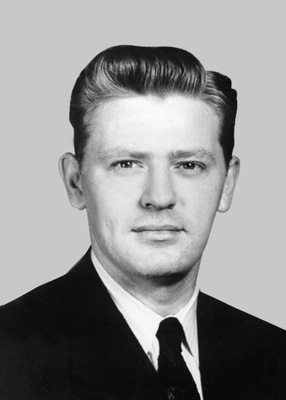 Special Agent Richard P. Horan, slain in the line of duty on April 18, 1957 by a fugitive accused of murder and payroll robbery in Suffield, Connecticut.