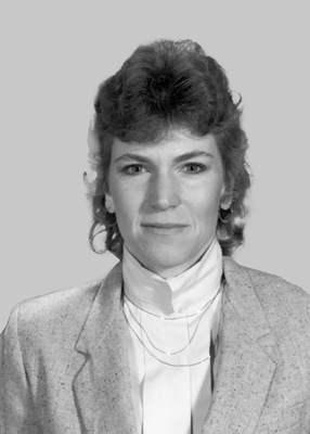 Special Agent Robin l. Ahrens, slain on October 5, 1985 in Arizona.