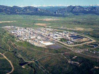Rocky Flats Nuclear Facility