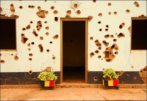 Rwanda Belgian Memorial