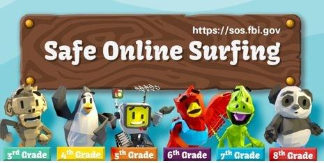 FBI Safe Online Surfing Program_Charlotte