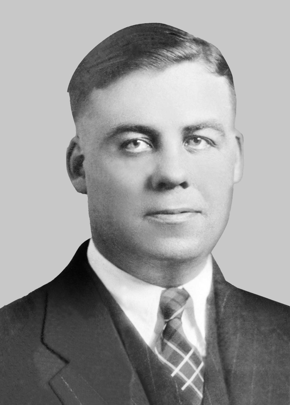 Samuel P. Cowley (Wall of Honor)
