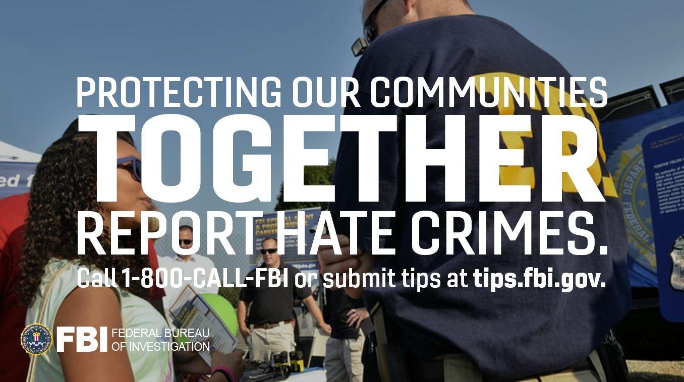 San Antonio English Hate Crimes Ad
