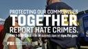 FBI San Antonio Encourages Texans to Report Hate Crimes