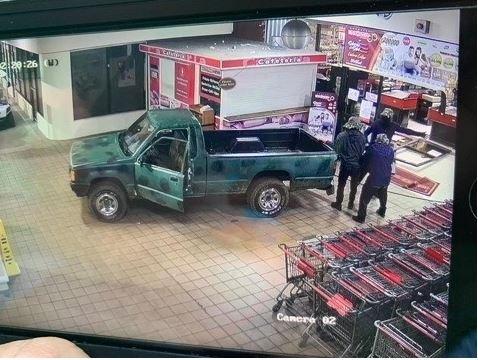 San Juan ATM Robbery