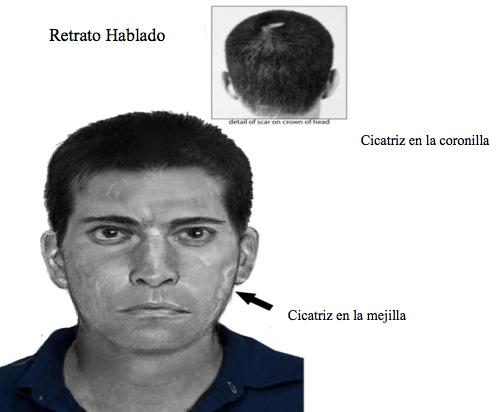 El FBI pide la ayuda del público para identificar a un traficante de humanos. Se sospecha que a finales de junio de 2014 el individuo le robó, violó, y abandonó a una mujer de centro/sudamérica mientras que ella se encontraba en una reserva natural federal de los Estados Unidos, cerca de Mission, Texas.