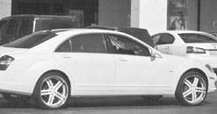 Fugitive Suspect's Car (4/24/14)