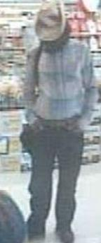 Lakeside, California Bank Robbery Suspect, Photo 4 of 4 (5/2/14)