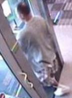 San Diego Bank Robbery Suspect, Photo 5 of 5 (6/7/14)