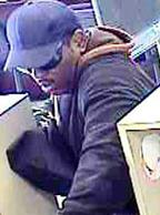 Suspect who robbed the USE Credit Union at 1351 Medical Center Drive, Chula Vista, California, on Friday, August 8, 2014.