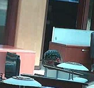 San Diego Bank Robbery Suspect, Photo 3 of 4 (5/9/14)