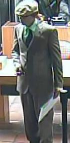 San Diego Bank Robbery Suspect, Photo 7 of 8 (5/21/14)