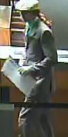 San Diego Bank Robbery Suspect, Photo 8 of 8 (5/21/14)