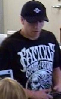 San Diego Bank Robbery Suspect, Photo 2 of 4 (7/1/14)
