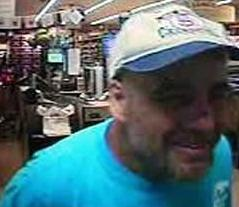 Suspect who robbed the the US Bank, located inside of the Vons grocery store 620 