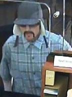 San Diego Bank Robbery Suspect, Photo 3 of 4 (12/11/15)