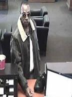 Suspect believed to be responsible for six bank robberies in San Francisco and a bank robbery in Antioch from March 30, 2015 to May 14, 2015.