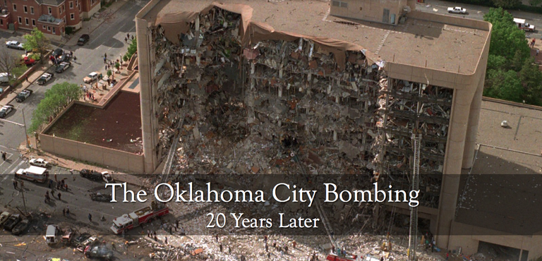Oklahoma City Bombing 20 Years Later Fbi