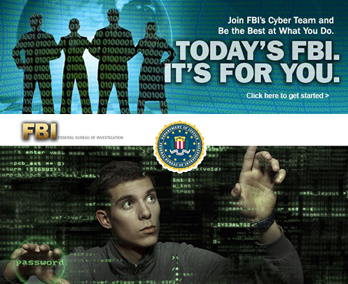 The FBI is recruiting the best technical talent to join the ranks of cyber special agents.