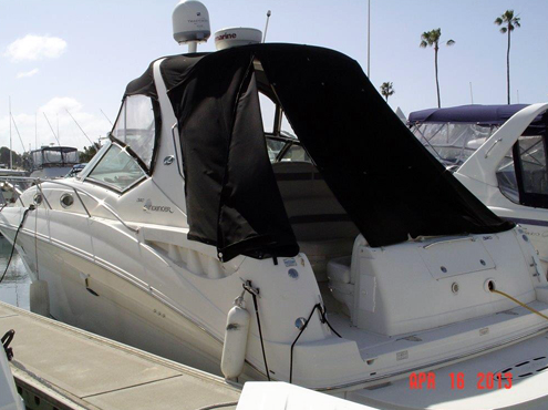 This $80,000 boat owned by California con man David Rose was seized after law enforcement determined he had purchased it using funds he stole from his investors.