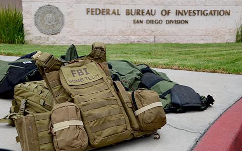 Bomb Tech Vest