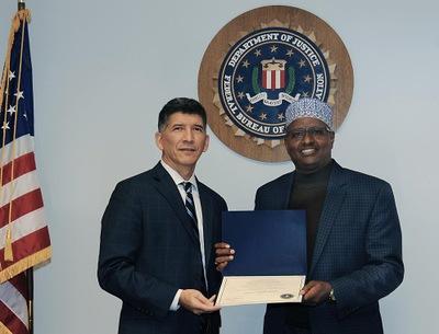 2014 DCLA Recipient Mohamed Sheikh Hassan