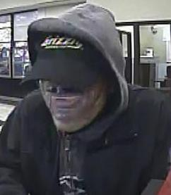Suspect believed to have robbed at least four different banks, most recently the Key Bank on November 14, 2014 in the Seattle neighborhood Ravenna.