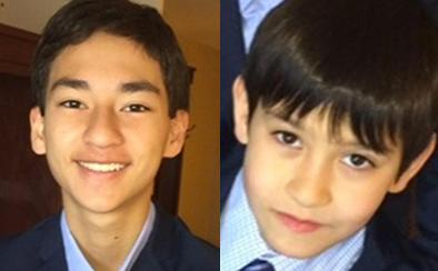 Sage Cook (15) and his brother, Isaac Cook (9), were last seen on Friday, August 28, 2015, at the Los Angeles International Airport (LAX) in Los Angeles, California. Update: The search for missing brothers Sage Cook, 15, and Isaac Cook, 9, has ended. Authorities located them in safe condition in Mexico's Sinaloa state in February 2016.