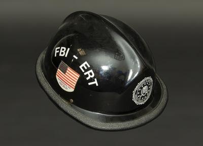 September 2021: 9/11 Responder's Hard Hat