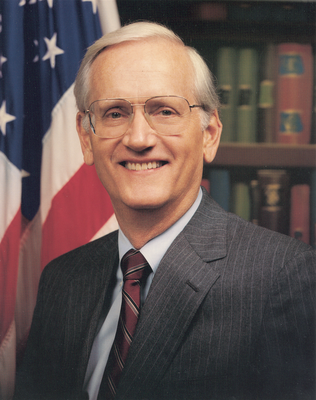 Portrait of Director Williams S. Sessions