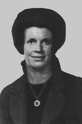 Sheila Jean Regan