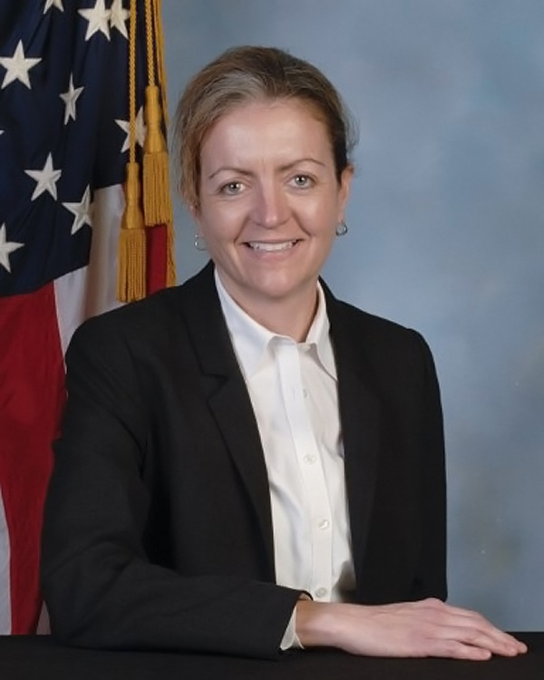 Oklahoma City Special Agent in Charge Melissa Godbold