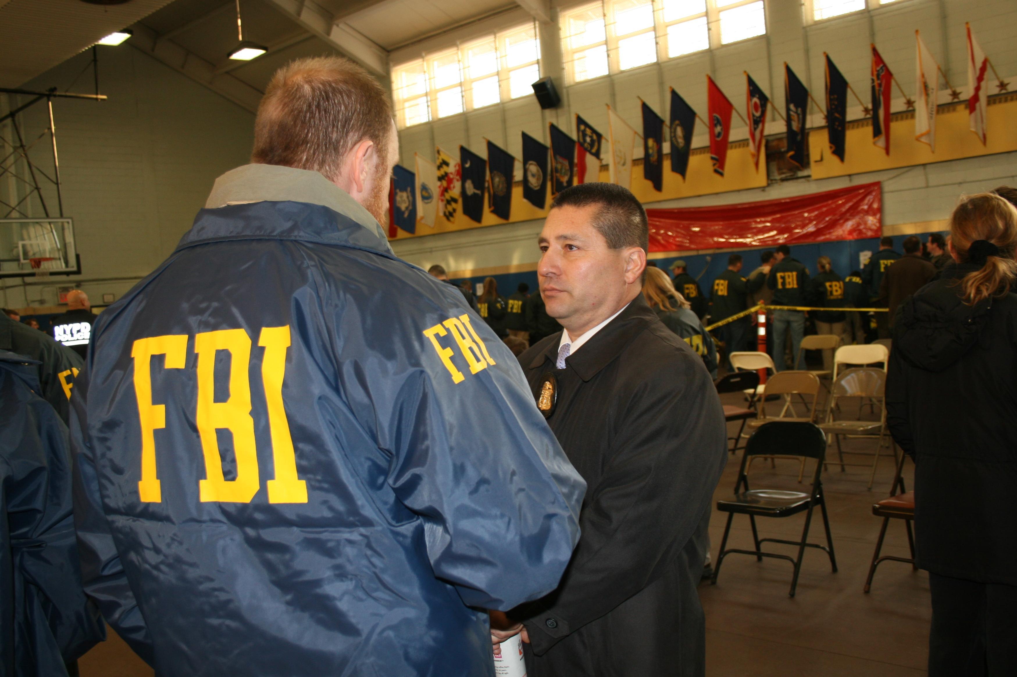 Fbi Agent Verhaftet