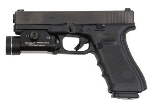 The FBI is offering a reward of up to $10,000 for information leading to the recovery of items stolen from an FBI agent's car in Washington, D.C. on July 10, 2016. Among the stolen items was a Glock-22 handgun .40 caliber, Serial Number RYE448.