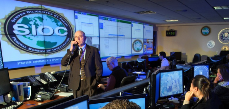 Strategic Information & Operations Center (SIOC)