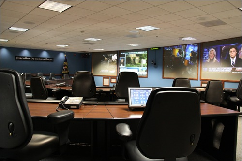 Strategic Information & Operations Center (SIOC) 2