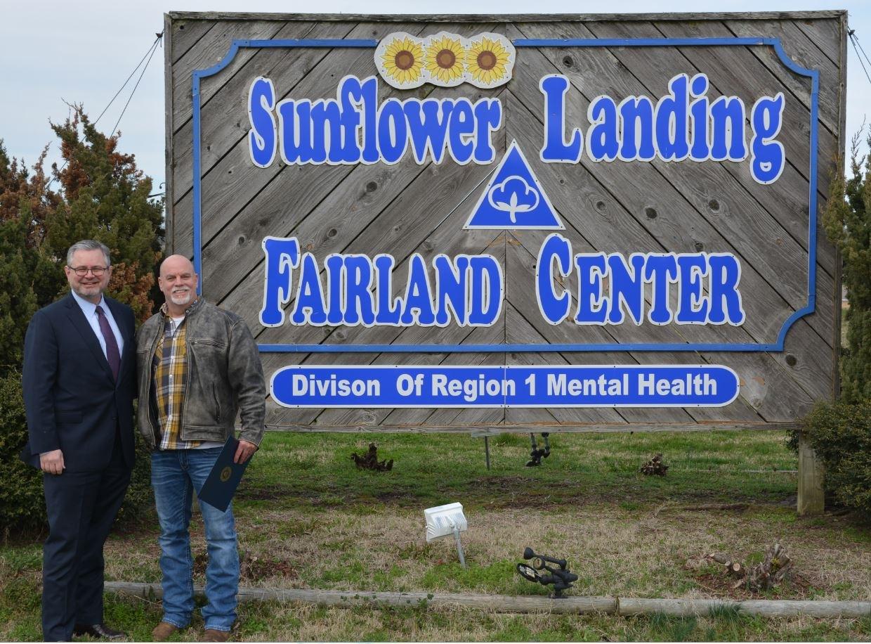 Sunflower Landing DCLA