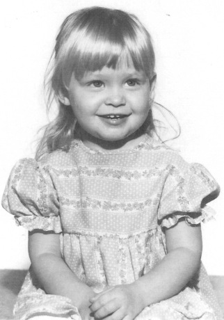 This childhood picture shows Suzanne Marie Sevakis near the time she was kidnapped by Franklin Delano Floyd. It took more than two decades for investigators to discover that the victim who died in a suspicious hit-and-run accident in Oklahoma City in 1990 was actually 20-year-old Sevakis.