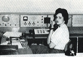 Richmond Switchboard Operator in 1967