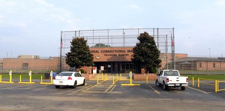 Federal Correctional Institution at Talladega, Alabama
