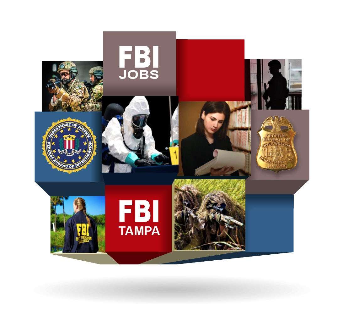 FBI Tampa Recruitment graphic