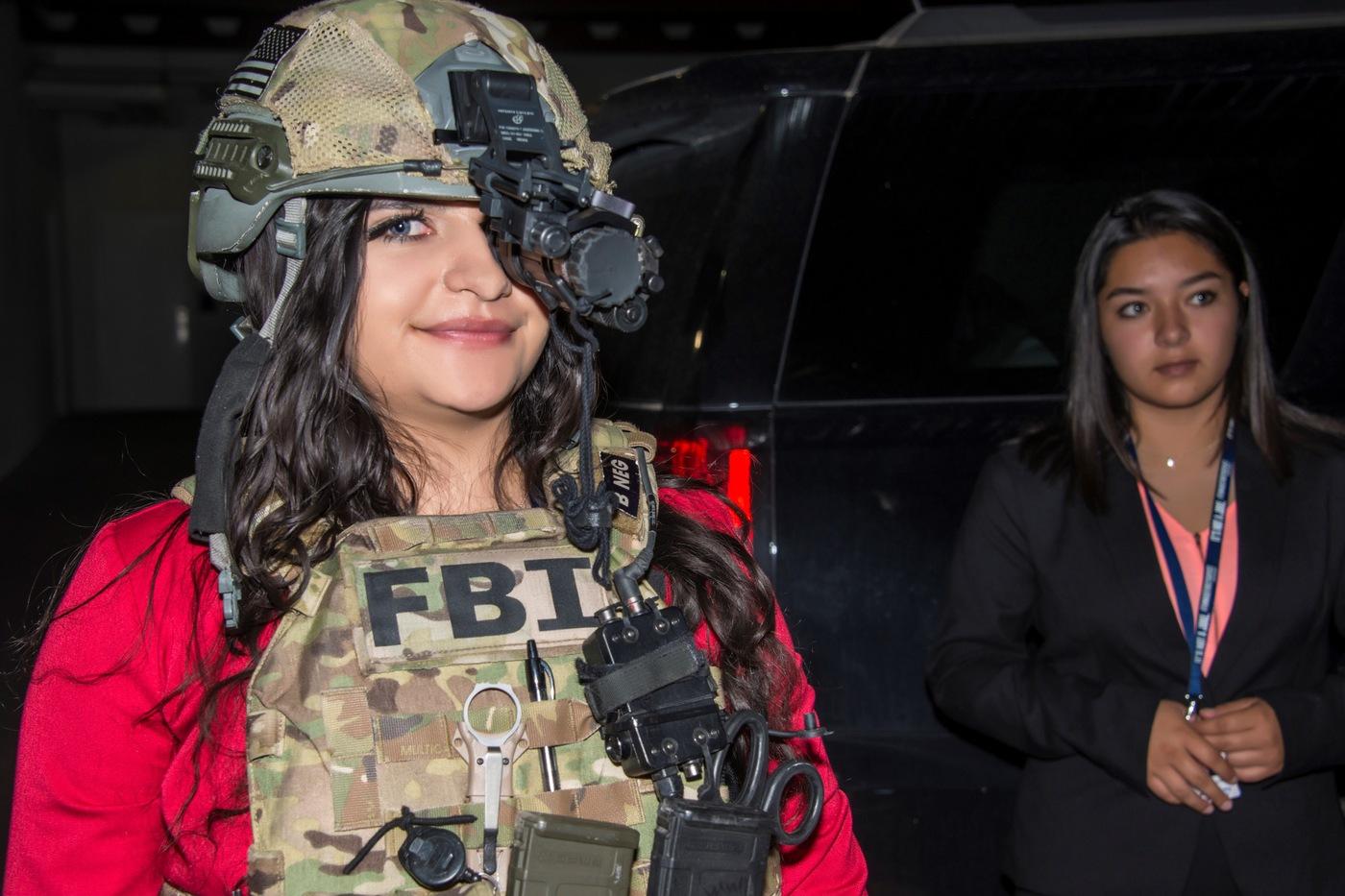 Albuquerque FBI Teen Academy Photo 1