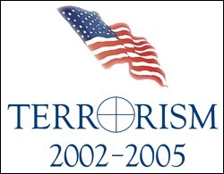 terrorism and US Flag