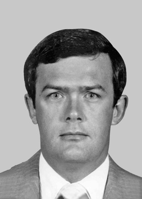 Special Agent Terry Burnett Hereford who died with fellow agents in a plane crash on December 16, 1982 near Cincinnati, Ohio.