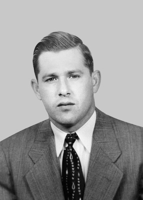 Special Agent Terry R. Anderson, killed on May 17, 1966 in Shade Gap, Pennsylvania.