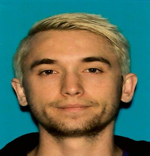 March 2018 Nebraska DMV photo of Titus Miller.