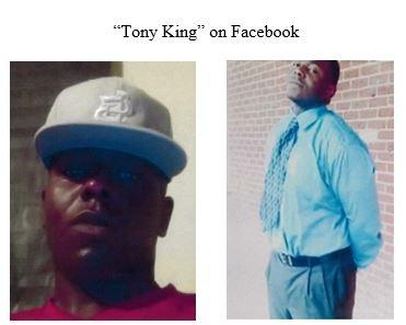Tony King on Facebook