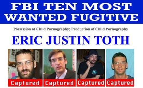 Eric Justin Toth, a former private-school teacher and camp counselor, was taken into custody in Nicaragua on April 20, 2013.