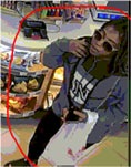 Unknown Female involved in Credit Card Fraud Ring in Atlanta.