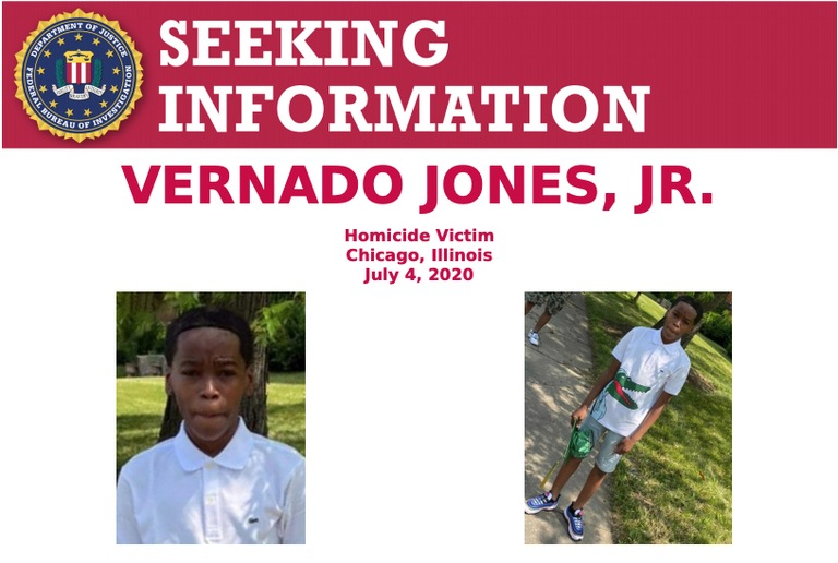 Vernado Jones, Jr.